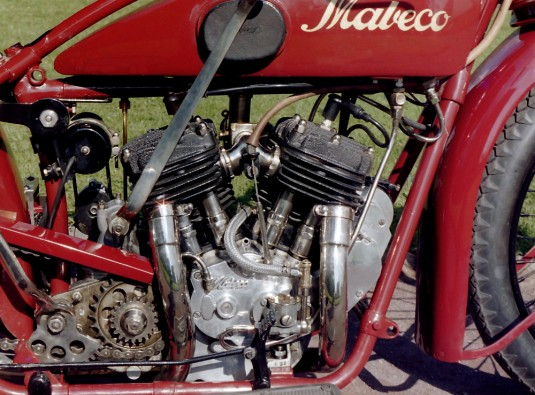 Mabeco-Motor – nachher