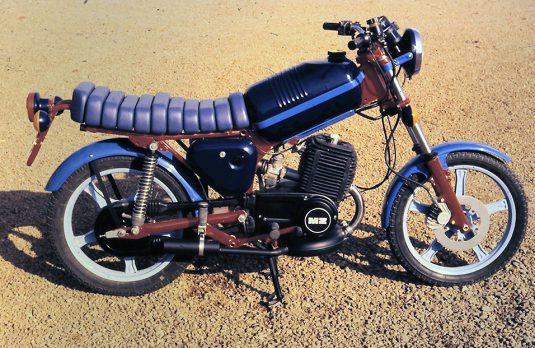 MZ 250 Prototyp