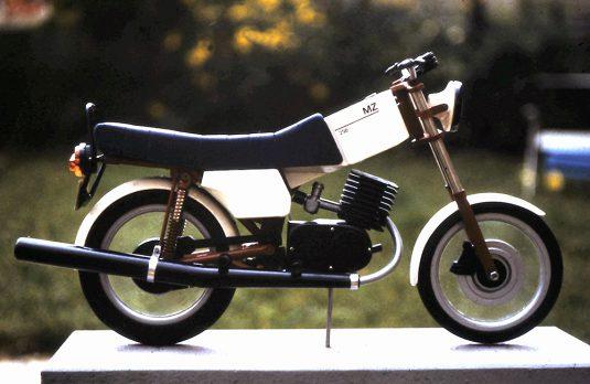 MZ-Modell – Dritte-Welt-Motorrad