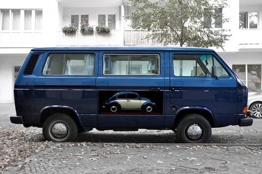VW Bus T3 1987