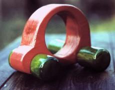 Resteverwertung statt Entsorgung – Spielzeug.